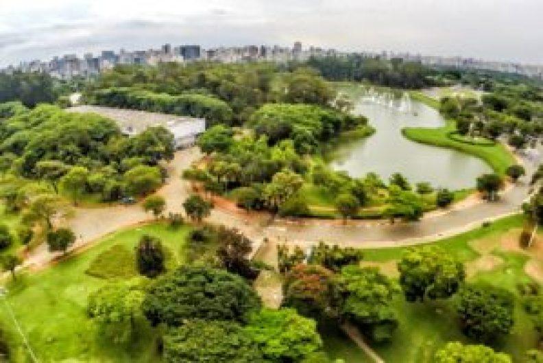 21-01-2015 - São Paulo - Parque do Ibirapuera. Foto: Rafael Neddermeyer/ Fotos Públicas