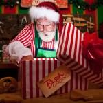 Santa Claus Busch Gardens Christmas Town Tampa
