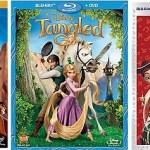 Disney películas en DVD y Blu-Ray