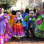 Día de los Reyes en Disneyland California