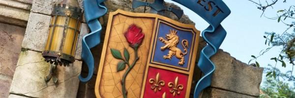 Be our Guest Restaurant, Beas t Castle - Fantasyland Disney World