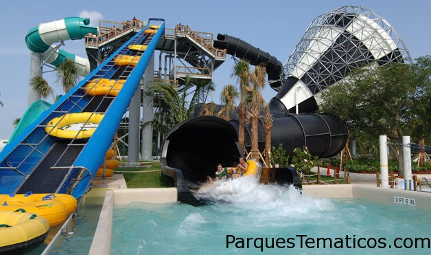Black Thunder - Rapids Water Park, Riviera Beach, FL