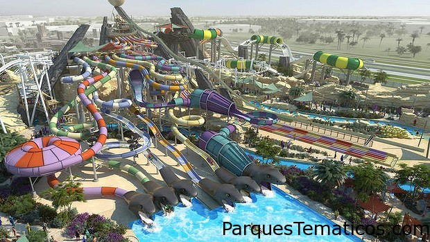 Listado de Parques acuáticos