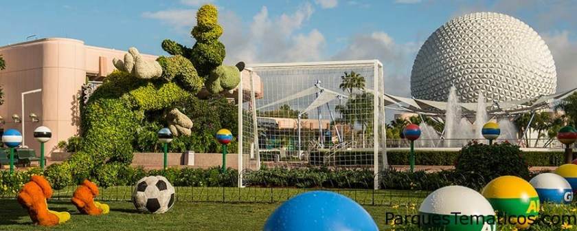 Celebra la Copa Mundial de la FIFA Brasil 2014™ en Walt Disney World Resort