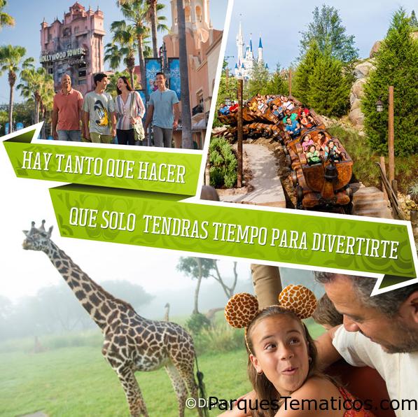 Planificar tu viaje a Disney World tiene sus ventajas