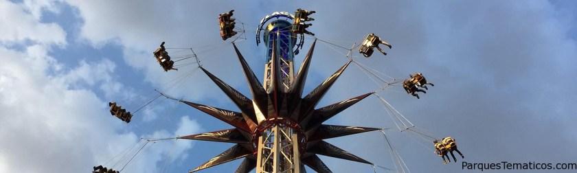 Horas de Operación en el Parque Temático Six Flags México