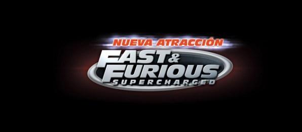 Nueva Atracción en Universal Fast & Furious – Supercharged