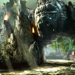 King Kong ruge en Universal's Islands of Adventure