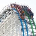 Six Flags Magic Mountain - Twisted Colossus Beauty Shots