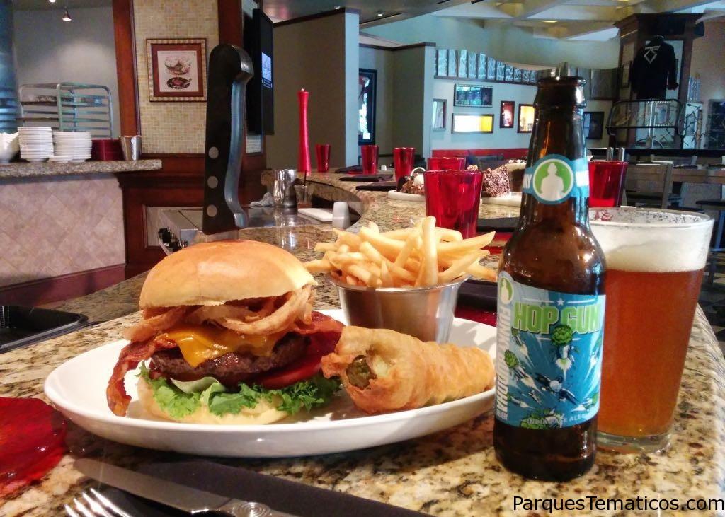 Mamá Experta: Dónde comer en Universal Orlando Florida?