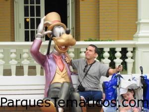 Guillermo Padre Experto en Disney