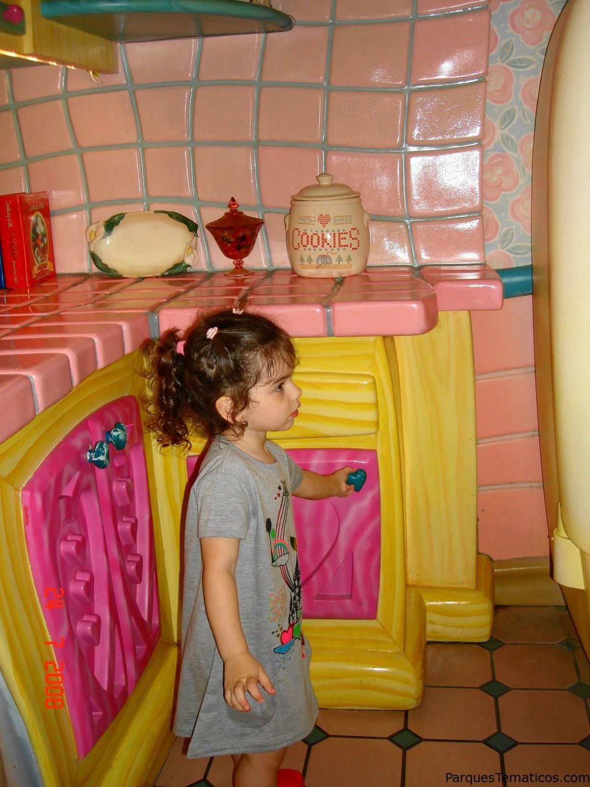 Experta en Disney desde los 3 a los 9 años