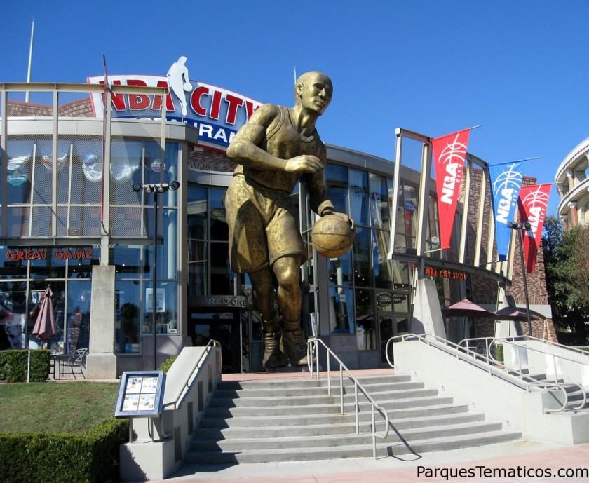 NBA Experience se muda a Disney