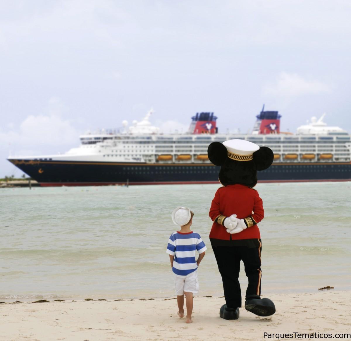 Datos Curiosos de Disney Cruise Line