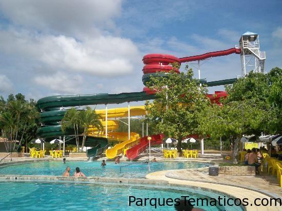 Acqua Park diRoma   Caldas Novas, Brasil