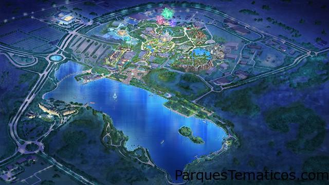 Shanghai Disneyland, es el primer parque temático de Disney en China, ofrece algo para todos los gustos, a través de seis areas temáticas, incluyendo dos hoteles, un centro comercial, restaurantes y entretenimientos.