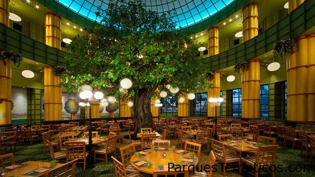 Garden Grove Restaurante Walt Disney World Swan Hotel