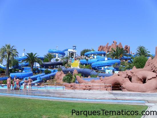 Slide & Splash - Water Slide Park