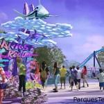 SeaWorld anuncia nueva montaña rusa récord