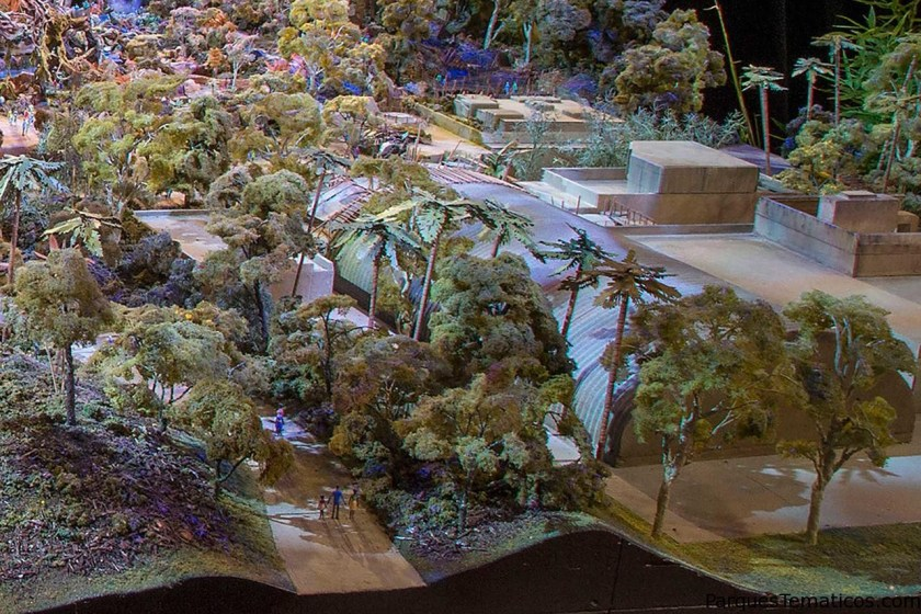 Fotos exclusivas de la nueva tierra de Avatar en DisneyWorld