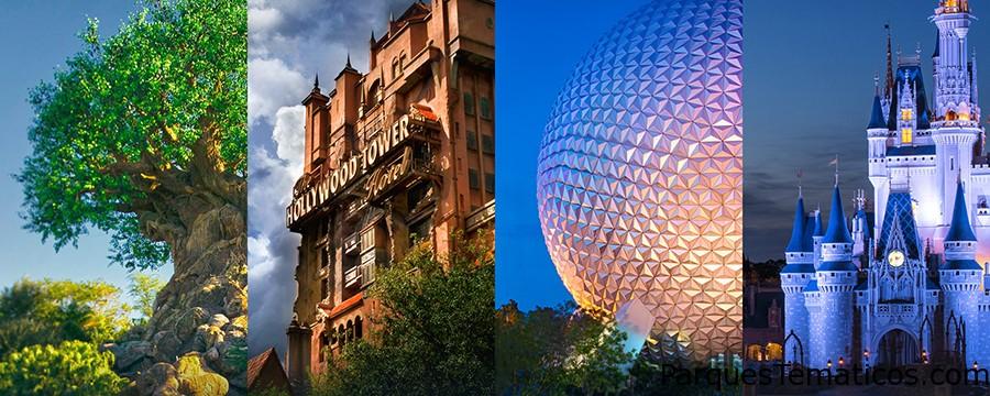 Cuales son los juegos más buscados en Disney World Orlando