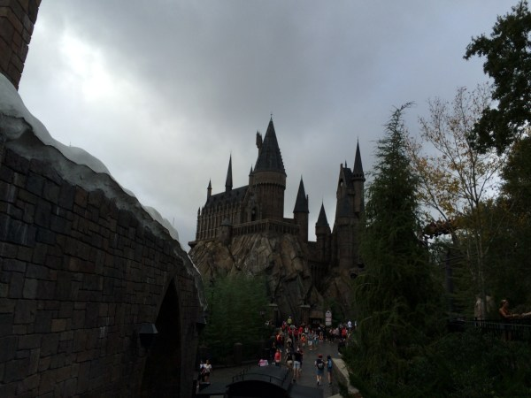 The Wizarding World of Harry Potter- Hogsmeade