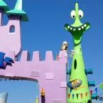 Entra al jugueton mundo de Super Silly Fun Land