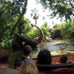 Dentro del juego Jurassic Park River Adventure