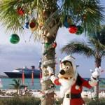 Vacaciones navideñas con Disney Cruise Line