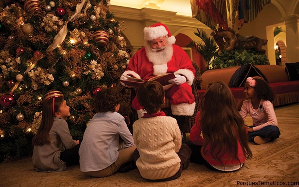 Hoteles de Universal Orlando se preparan para Navidad