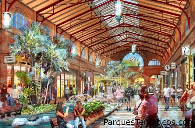 Nuevos Locales de Compras y Restaurantes abren en Disney Springs en 2016