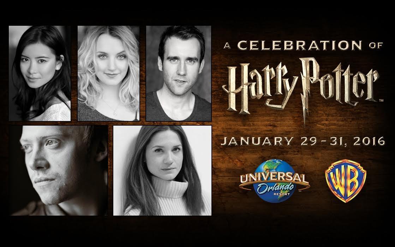 Celebración de Harry Potter en Orlando