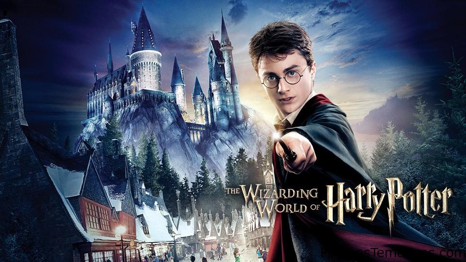 Harry Potter en Universal Studios Hollywood llega el 7 de abril 2016