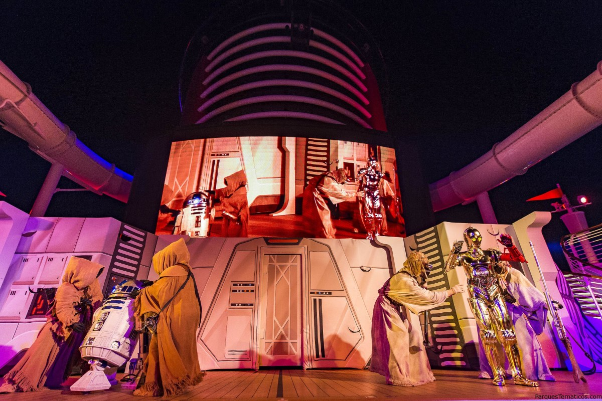 Disney Cruise Line introduce Star Wars Day at Sea