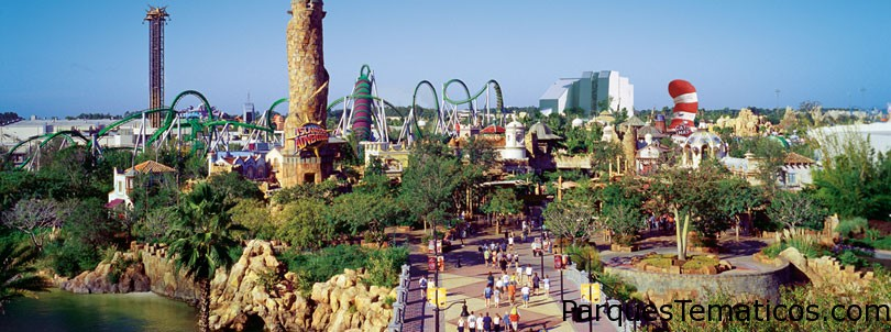 Que visitar en Universal's Islands of Adventure