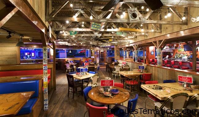 The Bubba Gump Shrimp Co. Restaurant & Market