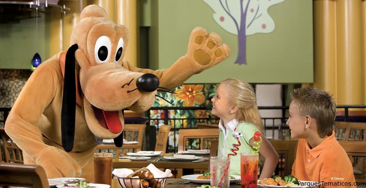 Mamá Experta, comidas con Personajes de Disney Orlando