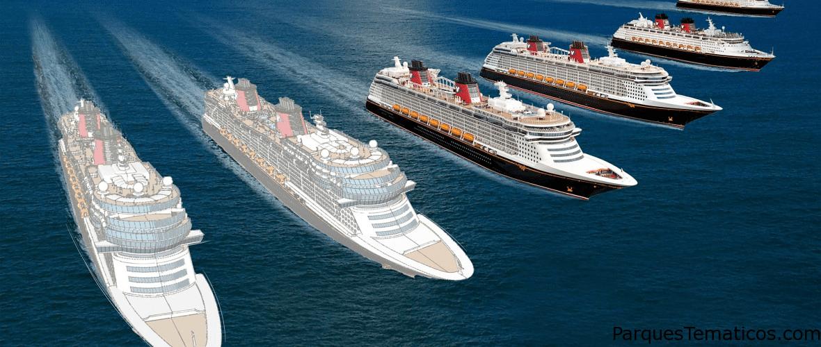 Disney Cruise Line anuncia dos barcos nuevos