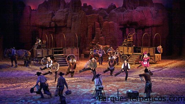 Restaurante en Disney Village Buffalo Bill´s Wild West