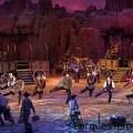 Buffalo Bill's Wild West Show... ¡con Mickey y sus amigos!