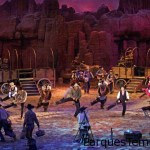 Buffalo Bill's Wild West Show... ¡con Mickey y sus amigos!