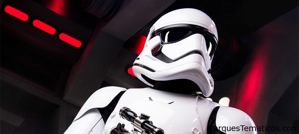 Season of the Force! en Disneylandia California
