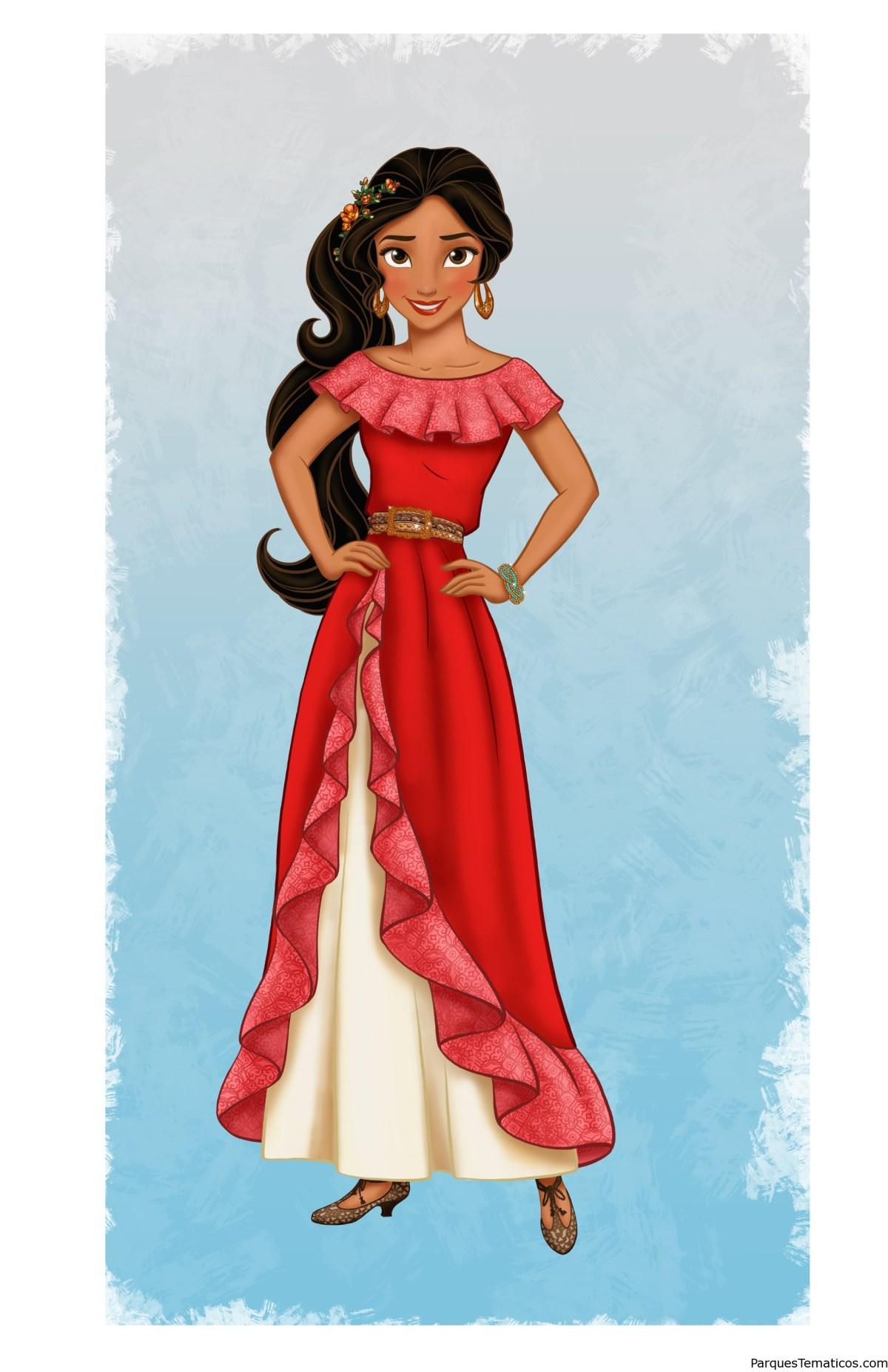Elena de Avalor, la nueva Princesa llega a los parques Disney