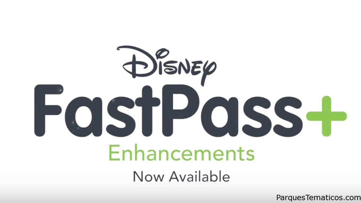 Novedades en el FastPass+ con el App My Disney Experience