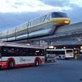 Servicio gratuito de autobús de Walt Disney World