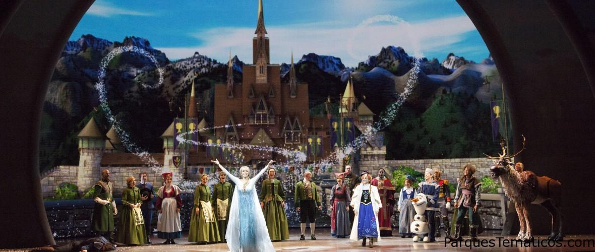 La transformación del Hyperion Theater en Disney California Adventure