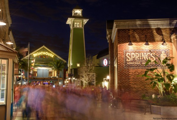 Disney Springs is an exciting, new waterfront district for world-class shopping, unique dining, and high-quality entertainment at Walt Disney World Resort. Located along the shores of Lake Buena Vista, Disney Springs is undergoing its largest expansion in history. Inspired by Florida's waterfront towns and natural beauty, Disney Springs has four distinct outdoor neighborhoods: The Landing, Marketplace, West Side and Town Center, all interconnected by a flowing spring and vibrant lakefront. Completion of Disney Springs is set for summer 2016. Disney Springs is located at Walt Disney World Resort in Lake Buena Vista, Fla