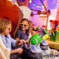 Toy Story Mania! habilita una tercer recorrido