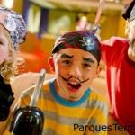 Sandcastle Club, actividades para niños