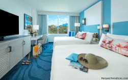 Loews Sapphire Falls Resort Brings a New Island Paradise to Life at Universal Orlando Resort